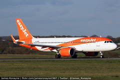 G-UZHI | Airbus A320-251N | easyJet (james.ronayne) Tags: guzhi airbus a320251n easyjet a320 a20n ezy u2 luton ltn eggw canon 80d 100400mm raw jet aeroplane airplane plane aircraft airliner jetliner pax passenger neo