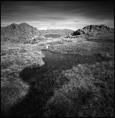 Tarn Crag (Mark Rowell) Tags: tarncrag grasmere lakedistrict cumbria uk hasselblad 903 swc fomapan bigstopper bw blackandwhite landscape 120 mediumformat film