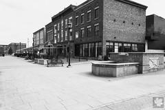 Old Sorel (Sylvain Ritchot) Tags: blackwhite bw blackandwhite architecture city cityscape fujifilm xpro1 xf18mmr