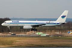 RA-64018 (PlanePixNase) Tags: hannover haj eddv langenhagen planespotting airport aircraft krasair tupolev tu204 204