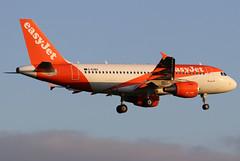 G-EZBV (GH@BHD) Tags: gezbv airbus a319 a319100 u2 ezy easyjet bfs egaa aldergrove belfastinternationalairport aircraft aviation airliner