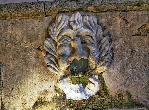 Bolsena, fontana di san Rocco