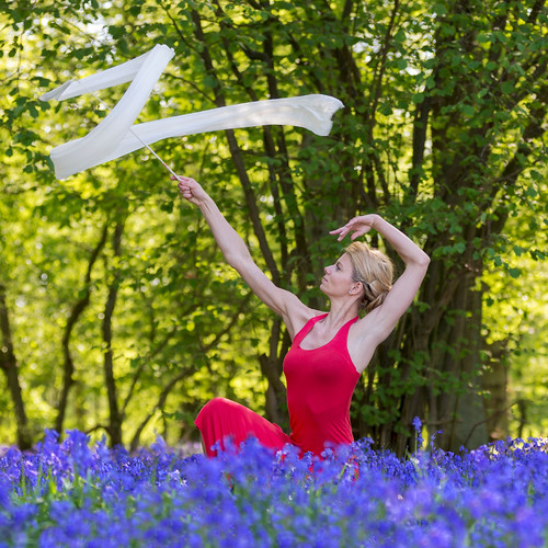 Dances with bluebells # 6