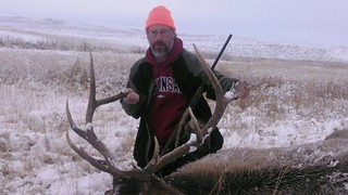Wyoming Elk Hunt and Mule Deer Hunt 7