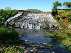 Spillway (tcpix) Tags: spillway waterfall silverlakemill dayton rockinghamcounty virginia
