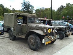 1943 Dodge WC-51 (harry_nl) Tags: netherlands nederland 2019 soesterberg dodge wc51 vb23gt sidecode4 usarmy