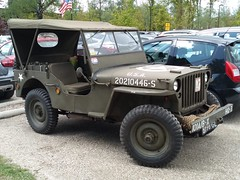 1942 Willys MB Jeep (harry_nl) Tags: netherlands nederland 2019 soesterberg wilys mb jeep by96gl sidecode4 usarmy