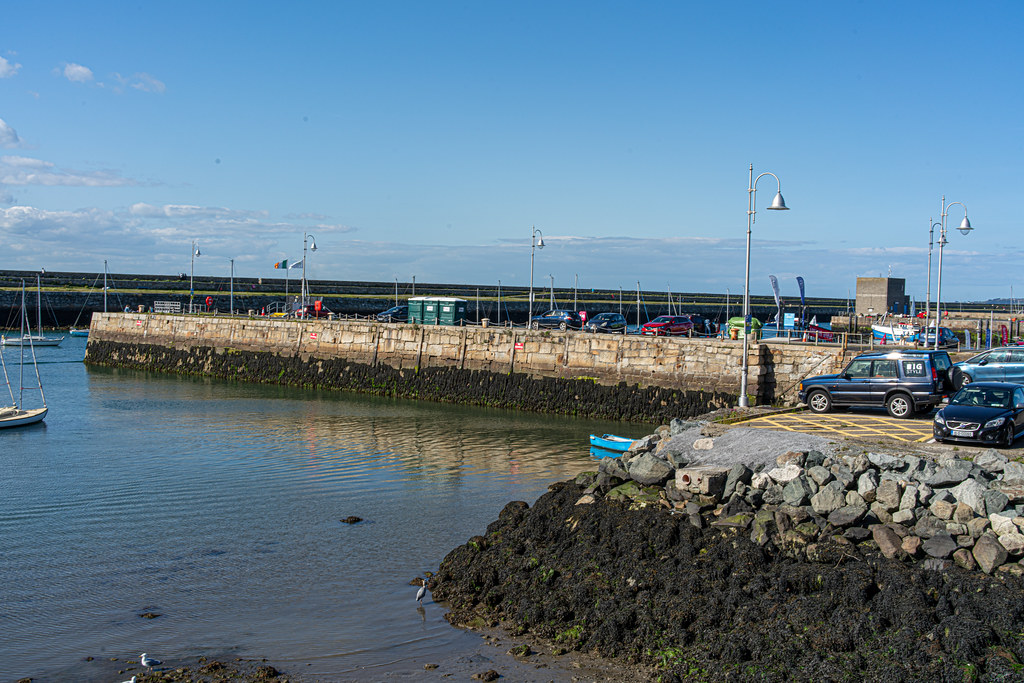 TRADERS' WHARF AREA [WEST PIER DUN LAOGHAIRE HARBOUR]-152216