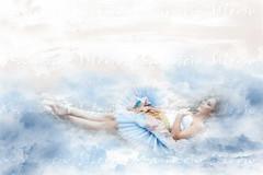 eternally dreaming (Mau Silerio) Tags: model kristi tabarovskaya ballerina ballet dance dancer dancing modeling posing stylish style surrealism surreal beautiful beauty fashion fashionable bolshoi russian russia moscow editorial magazine