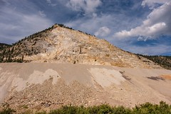 Marble Canyon Limestone Mine (MIKOFOX ⌘ Check Out My Albums) Tags: canada limestone grass barn mountain mining xt2 showyourexif learnfromexif july quarry landscape provia rock fujifilmxt2 valley summer mikofox britishcolumbia xf18135mmf3556rlmoiswr