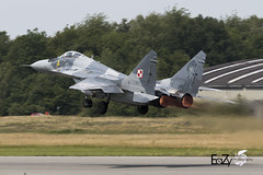 40 Polish Air Force Mikoyan-Gurevich Mig-29 Fulcrum (EaZyBnA - Thanks for 3.000.000 views) Tags: 40 polishairforce mikoyangurevich mig29fulcrum poland polandairforce polen mig29 fulcrum warbirds warplanespotting warplane wareagles warplanes eazy ef100400mmf4556lisiiusm eos70d europe europa 100400mm 100400isiiusm ngc nato military militärflugplatz militärflugzeug mehrzweckkampfflugzeug kampfflugzeug autofocus airforce aviation air airbase departure dep jetnoise jet luftwaffe luftstreitkräfte luftfahrt planespotter planespotting plane aviationgeek aviationgeeks belgium belgien belgiumairforce belgianairforce ebfs florennes florennesairbase airbaseflorennes baseaériennedeflorennes militärflugplatzflorennes tacticalweaponmeet twm luftkampftraining