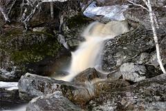 Маленькая радуга (Kirill & K) Tags: spring morning sunlight rainbow stream rock waterfall gadelsha nature весна утро свет вода поток водопад гадельша южныйурал природа скалы радуга nd1000