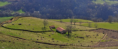 l'enclos ... (jean-marc losey) Tags: france aquitaine pyrénéesatlantiques paysbasque randonnée enclos bergerie d700