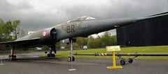 MIRAGE IVA YORKSHIRE AIR MUSEUM ELVINGTON (toowoomba surfer) Tags: jet aeroplane aviation aircraft museum airmuseum aviationmuseum dassault