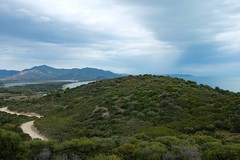 the path (alessiofoto) Tags: landscape italy sardegna sea wintersea