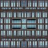 UK - London - Coal Drops Yard Offices 01_sq flipped_DSC5496 (Darrell Godliman) Tags: uklondoncoaldropsyardapartments01sqflippeddsc5496 sq squares bsquares squareformat flipped mirror coaldropsyard kingscross london architecture contemporaryarchitecture modern building facade apartments apartment uklondoncoaldropsyardoffices01sqflippeddsc5496
