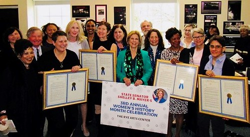 Women's History Month Honorees