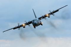 C-130H (lee adcock) Tags: 2017 c130h g273 lockheed riat royalnetherlandsairforce airshow east fairford hercules nikon70200f28vri nikond7200 parkandview tc14