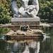 Brookgreen Gardens - South Carolina  - Alligator Bender by Nathaniel Choate