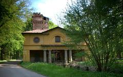 Mulino (Mill) del Cantone - XIX secolo ( Torretta XII secolo) (by emmeci) Tags: parcodimonza mulinodelcantone xixsecolo 1840 giacomotazzini architettura torrettaxiisecolo