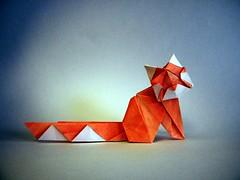 Red Panda - Oriol Esteve (Rui.Roda) Tags: origami papiroflexia papierfalten red panda oriol esteve