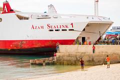 Zanzibar-Stone town9-photo by Jonas Thorén (Society and Technology) Tags: zanzibar jonasthorén port boats tanzania africa