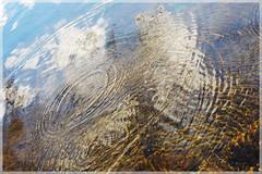 (Ond.e)s ([JBR]) Tags: eau agua water rides reflet reflect reflejo reflexo vaguelettes nuages clouds ciel cielo sky bleu blue sunny day dia daylight jbr pentax 2019 555 rio river riviere patterns