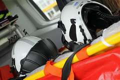 Kent, Surrey & Sussex Air Ambulance G-KSSC (kertappa) Tags: img0023 air ambulance hems doctor paramedics hospital gkssc emergency helicopter kertappa ardingly west sussex