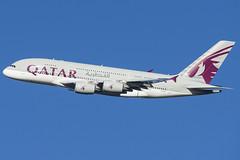 2. QR A388 (CaptainDoony) Tags: london heathrow egll lhr airport etihad airways qatar british jet malaysia saudia singapore air canada vietnam kuwait airbus a380 a350 boeing 737 max 8 max8 737max8 777 777300 77w 772 b38m
