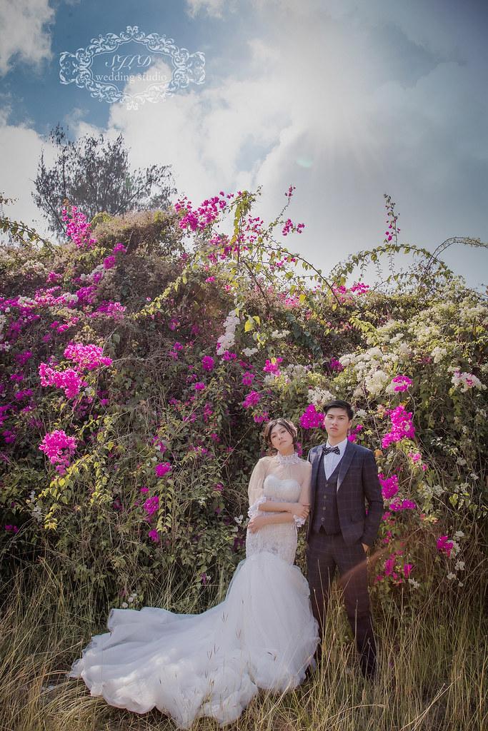 高雄婚紗攝影,橋頭糖廠火車站拍婚紗,橋頭糖廠婚紗,婚紗景點推薦,視覺流感婚紗攝影