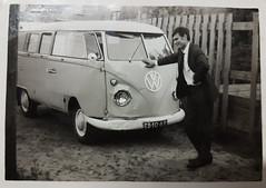 TS-10-69 Volkswagen Transporter kombi 1962 (Wouter Duijndam) Tags: ts1069 volkswagen transporter kombi 1962 stukadoors bedrijf alleblas wateringen