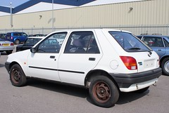 1996 Ford Fiesta Classic 5-door (Nivek.Old.Gold) Tags: 1996 ford fiesta classic 5door eama