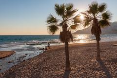 IMG_1170 - 3 x 2 (jaro-es) Tags: beach playa platja spanien spain spanelsko españa eos70d meer mar sonne sol landschaft landscape light licht luz people costablanca calpe