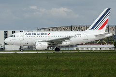 F-GUGO (PlanePixNase) Tags: eddv haj hannover airport aircraft planespotting airfrance airbus a318 langenhagen