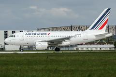 F-GUGO (PlanePixNase) Tags: eddv haj hannover airport aircraft planespotting airfrance airbus a318 langenhagen