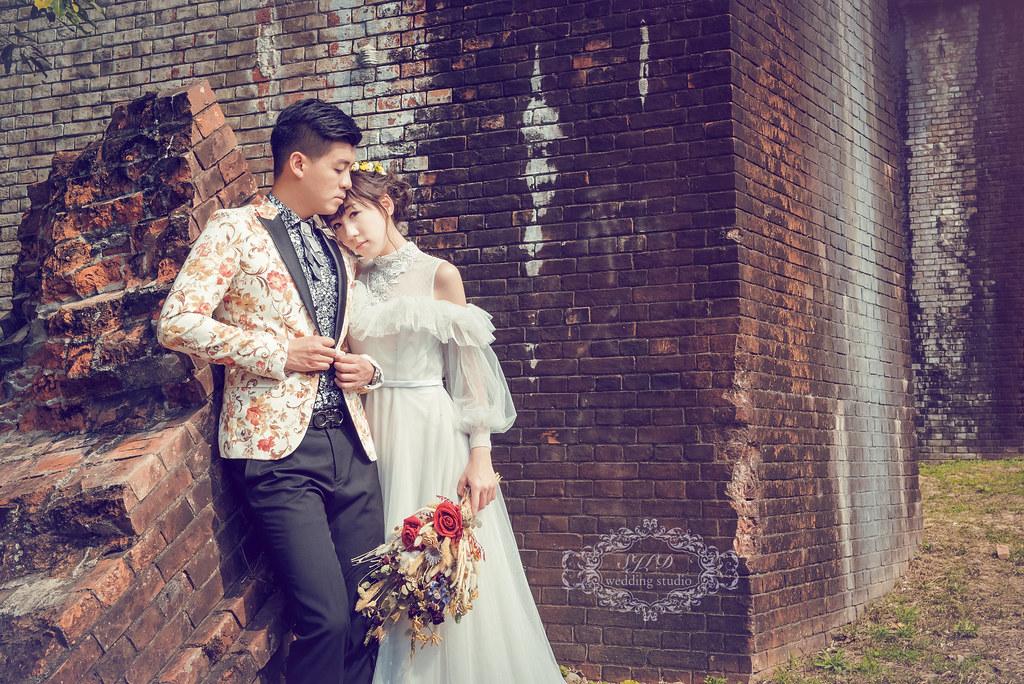 龍騰斷橋拍婚紗,苗栗婚紗,龍騰斷橋攝影,苗栗熱門婚紗推薦,視覺流感