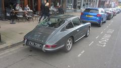 Porsche 912 Spotted In Glasgow Scotland - 6 Of 6 (Kelvin64) Tags: porsche 912 spotted in glasgow scotland