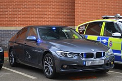 Unmarked Traffic Car (S11 AUN) Tags: derbyshire police bmw 330d xdrive 3series saloon unmarked anpr traffic car roads policing unit rpu motor patrols 999 emergency vehicle