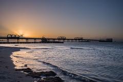 Kellenhusen_0519-1002313 (TimothyBK79) Tags: baltic sea seebrücke bridge sunrise sonnenaufgang ostsee lichtstimmung kellenhusen