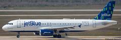 N657JB (Edward Kerns II) Tags: planes kjax n657jb jetblue jetblueairways airbus a320 denimblue