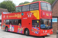 Stagecoach Midlands Dennis Trident 2/Alexander ALX400 17494 (LX51 FMP) (john-s-91) Tags: stagecoach stagecoachmidlands dennistrident2 alexanderalx400 17494 lx51fmp stratforduponavon
