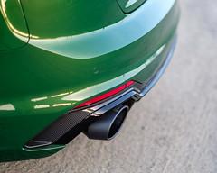 2019 Audi RS5 Sportback (Rob Overcash Photography) Tags: audi sport rs5 sportback b9rs5 b9s5 milltek raceexhaust sonomagreen