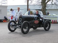1912 Bugatti T18 5-litre (jane_sanders) Tags: goodwood motorcircuit westsussex sussex 77thmembersmeeting 77mm membersmeeting sfedgetrophy bugattit185litre bugatti t18 5litre