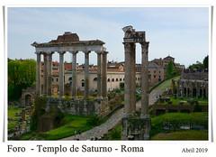 DSC_7030_M_M (Jos127) Tags: roma coliseo arco tito cesar piedras vaticano italia museo bustos fontana caracalla foro palatino