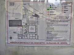 19050528567boschetto (coundown) Tags: genova abbazia boschetto sannicolò chiesa culto storia viafrancigena convento nobiltà