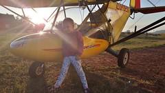Aeroden (jblaverick) Tags: aeroden botswanaaviationart jonathanlaverick bantam microlight southafrica indialaverick