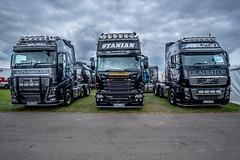 Trucks (Neal_T) Tags: 2019 750 fh16 fuji fujifilm peterborough scaniar520 truckfest truckfest2019 volvo england unitedkingdom