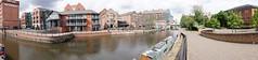 06 May 2019 Nottingham (35) (AJ Yakstrangler) Tags: nottingham yakstrangler canal panorama