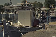Fanari fishing boat (akatsoulis) Tags: exploring d5300 nikon fishingboat fanari xanthi greece