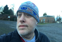 Day 2554: Day 364: Out for a walk (knoopie) Tags: 2018 december iphone picturemail doug knoop knoopie me selfportrait 365days 365daysyear7 year7 365more day2554 day364 clallam